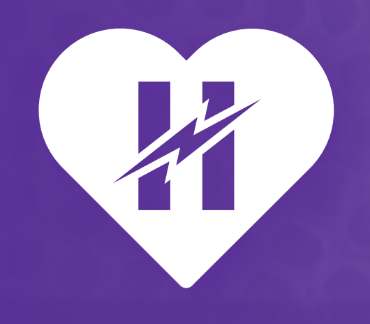 Havocs with Heart logo